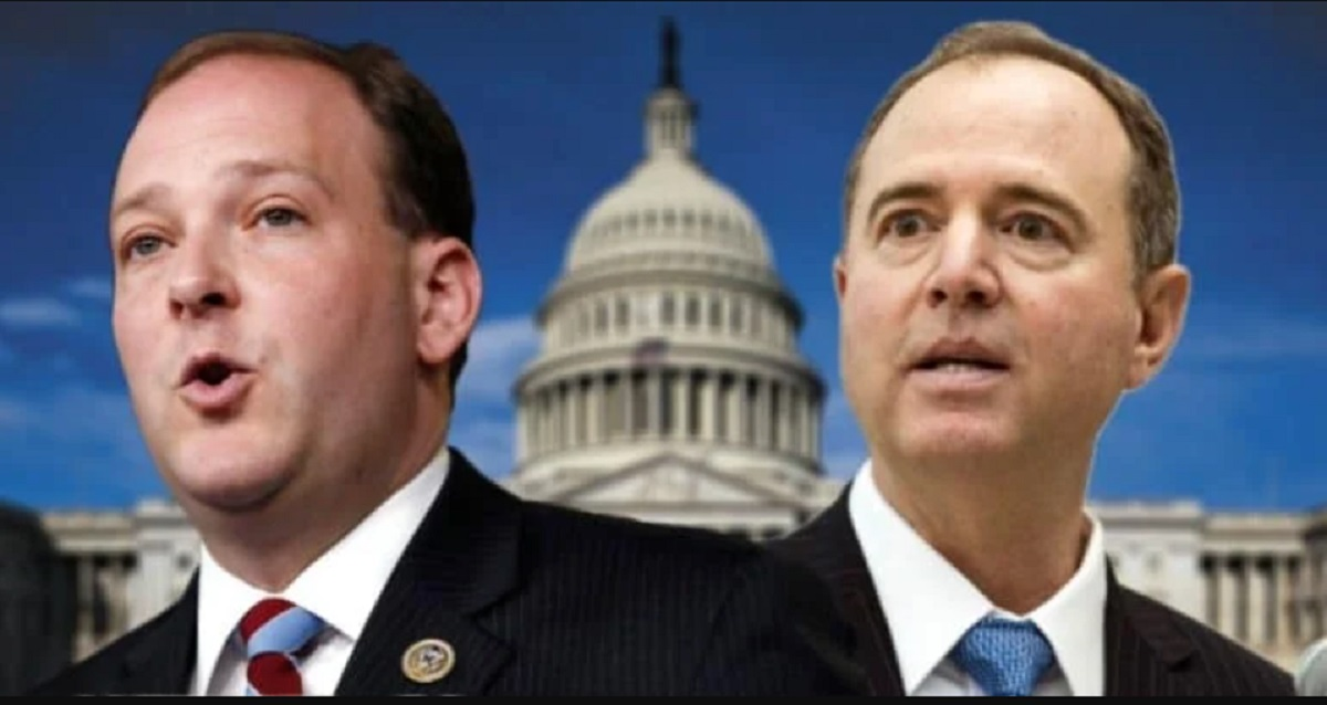 Congressman Zeldin Pulls Back Curtain On Schiff  He Just Demanded For Adam To Be Censured And Resign Over Russia