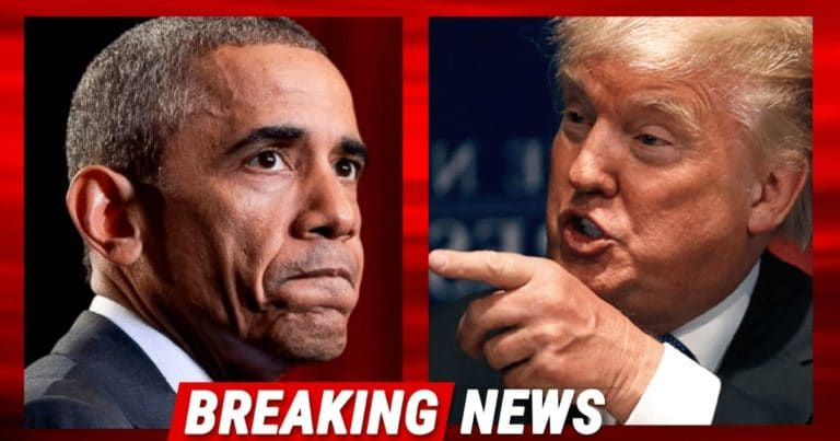 Trump Cracks Open New Obamagate And Accuses Barack Obama Of Involvement With Flynn Undermining His Presidency