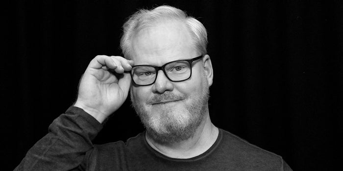 Why Is Comedian Jim Gaffigan Gratefully Eating Garbage?